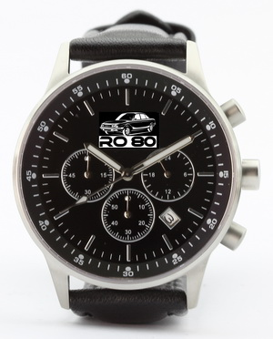 "69 PIT STOP ""Ro 80"" Chronograph"