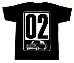 """Number 02"" t-shirt"