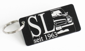 SL seit 1963 key ring