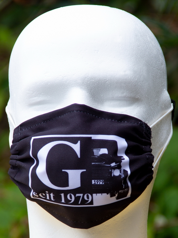 """G seit 1979"" face mask"