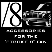 Accessories for Mercedes Stroke 8 fans