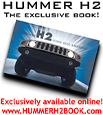HUMMER H2 - The Book!