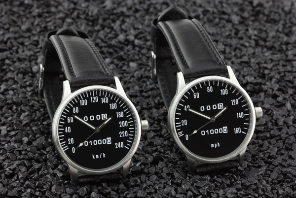 Z 1000 / KZ 1000 speedometer kmh and mph watches