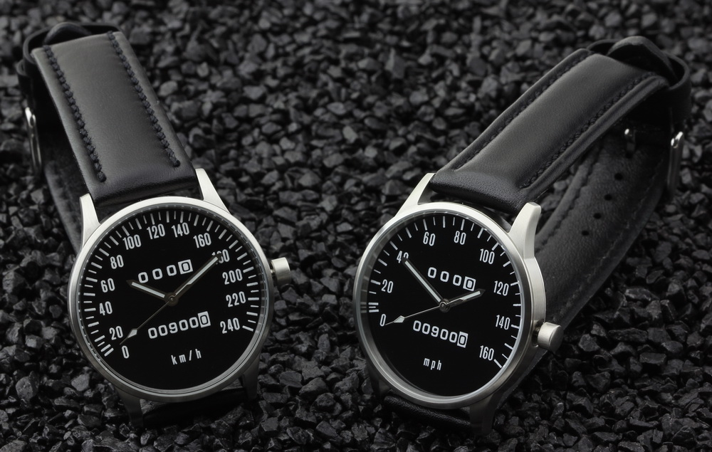 Z 900 / KZ 900 speedometer kmh and mph watches